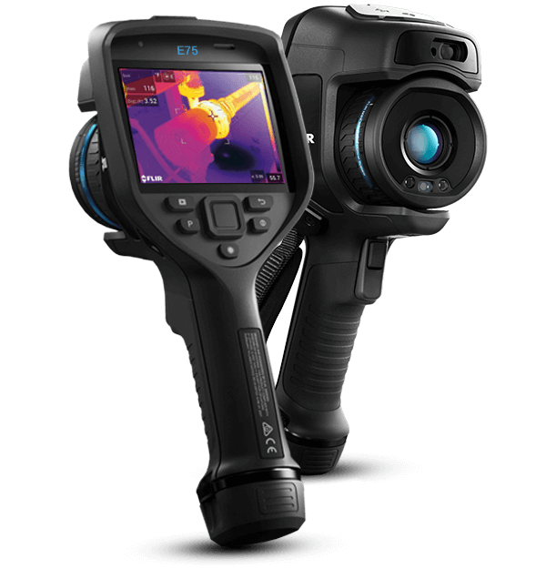 Non-Destructive Testing with Thermal Imaging